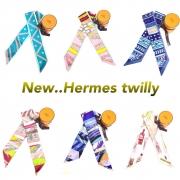 Hermes Twilly มีให้เลือกหลายสี