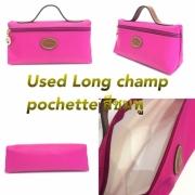 Long Champ Pochette สีชมพู