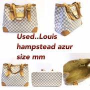 Louis hampstead azur size mm
