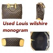 Louis Wilshire Monogram