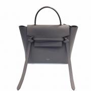 Celine Belt Bag Micro gray
