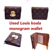 Louis Koala Monogram Wallet